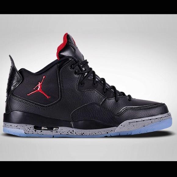 Buy Nike Black Youth Jordan Courtside 23 for Kids in Mena